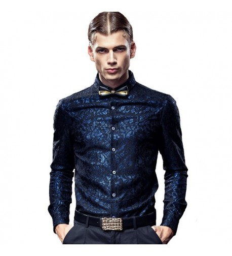 FANZHUAN Casual Shirts Sleeve Wedding