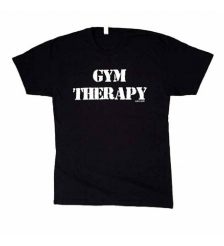Gym Therapy Performance Crewneck T Shirt