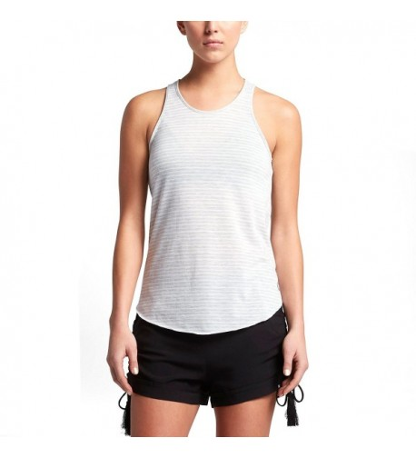 Hurley Womens Dri Fit Singlet Heather