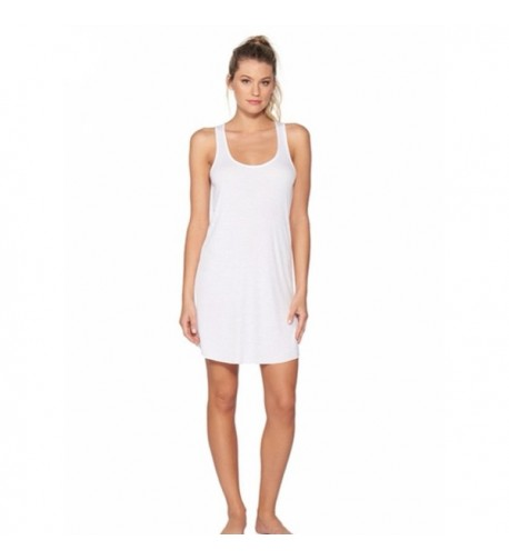 BAREFOOT DREAMS RIBBED JERSEY CHEMISE