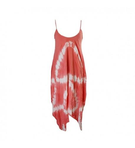 Raviya Tie Dye Handkerchief Cover Up Swimsuit
