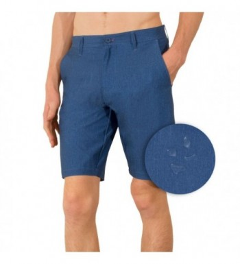 Burnside Lightweight Walkshort Boardshort Denim 36