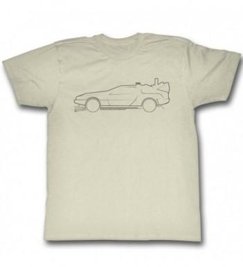 Back Future T Shirt XX Large Vintage