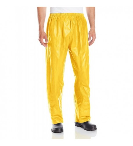 O2 Rainwear Element Pants Yellow