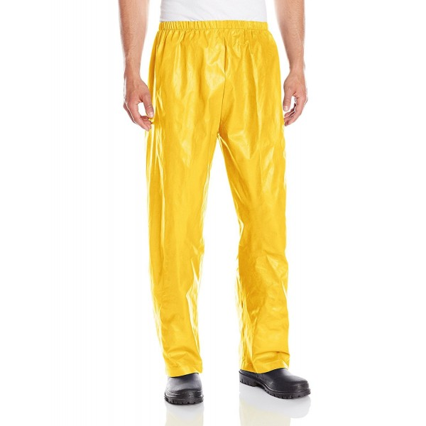 O2 Rainwear Element Pants Yellow
