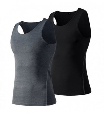 Fitibest Compression Quick Dry Moisture Wicking Undershirt