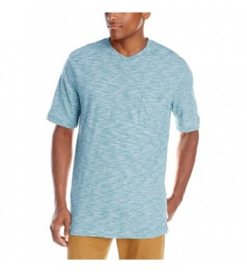 Weatherproof Vintage Short Sleeve Bluestone