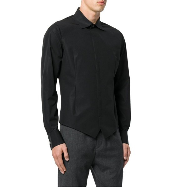Coofandy Sleeve Shirts Poplin Adjustable