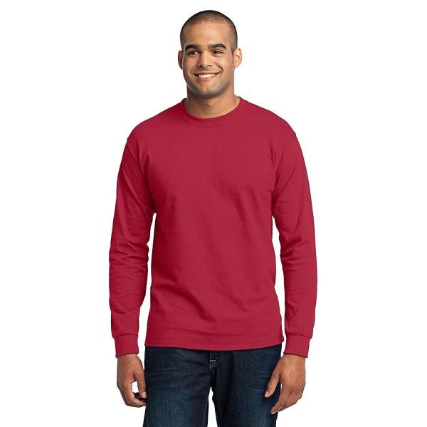 Port Company Sleeve Cotton Shirt