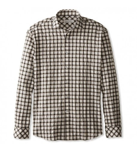 James Campbell Firth Plaid Sleeve