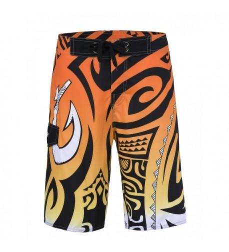 NONWE Pattern Lining Shorts 1610880 36
