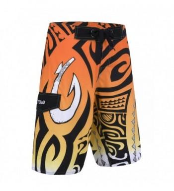 Designer Men's Swim Board Shorts Outlet
