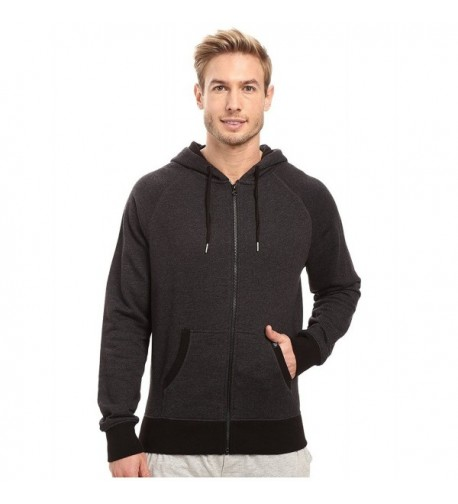 PACT Organic Charcoal Heather Sweatshirt
