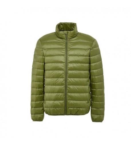 Ultra Light Packable Puffer Jacket