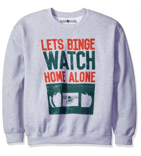 Home Alone Christmas Sweatshirt X Large