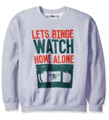 Home Alone Christmas Sweatshirt X Large