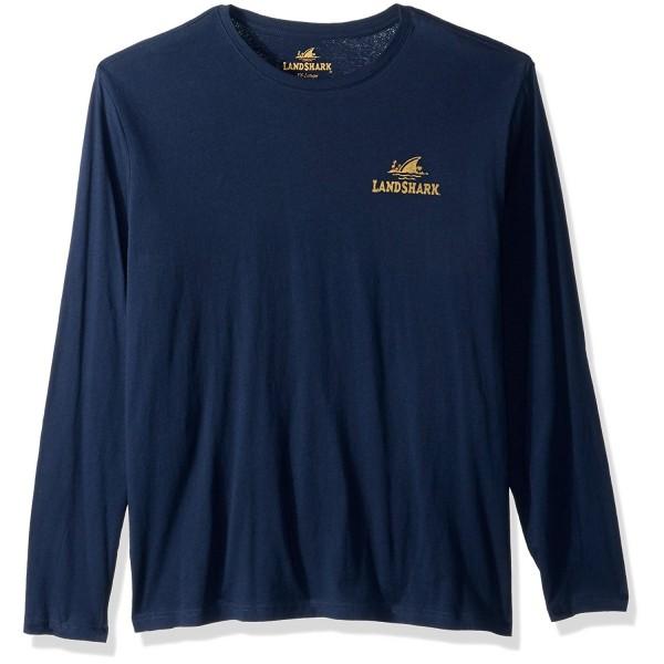 Margaritaville Landshark Premium T Shirt Midnight