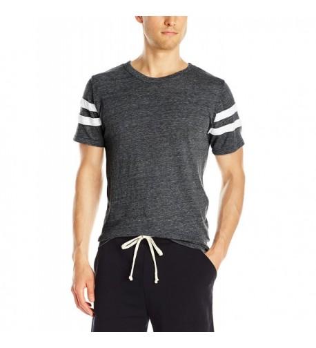 Alternative Short Sleeve Football Black