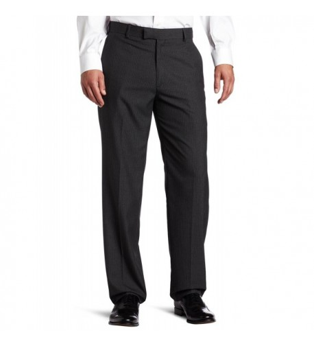 Haggar Textured Pinstripe Tailored Separate