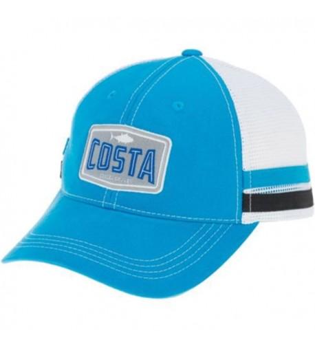 Costa Blue White Bimini Trucker
