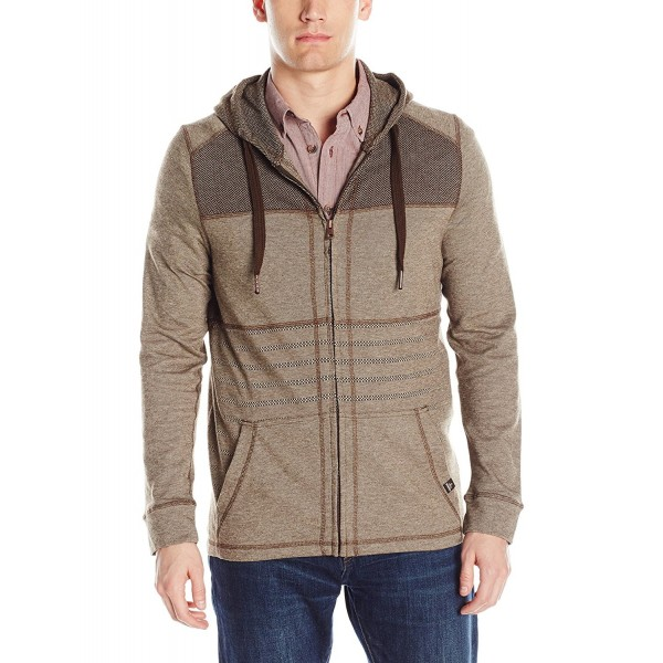 prAna Introit Hoody Brown Medium