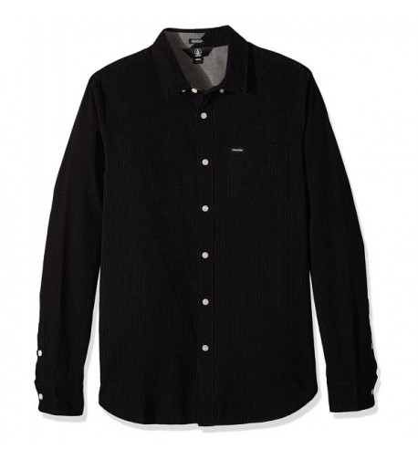 Volcom Micro Sleeve Shirt Black