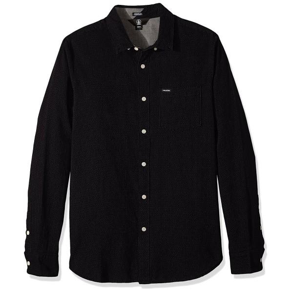 Volcom Micro Sleeve Shirt Black