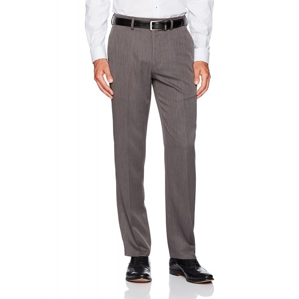 Haggar Standards Heather Gabardine Superflex