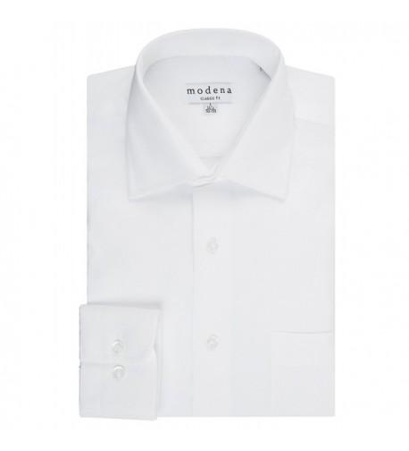 Modena M005DDOR Sleeve Dress Shirt