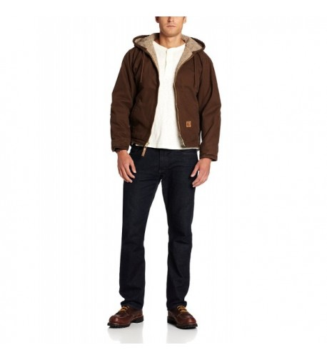 Berne Washed Hooded Medium Regular