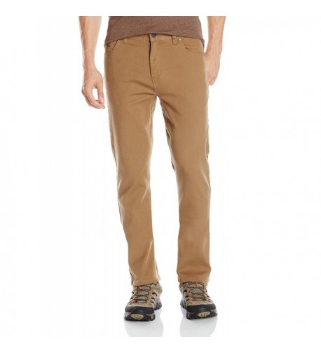 HippyTree Mens Trail Pant Brown