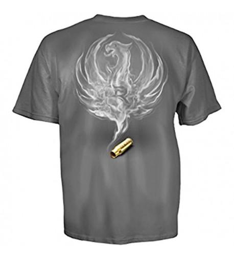UWareTees Ruger Smoked Mens T Shirt Medium