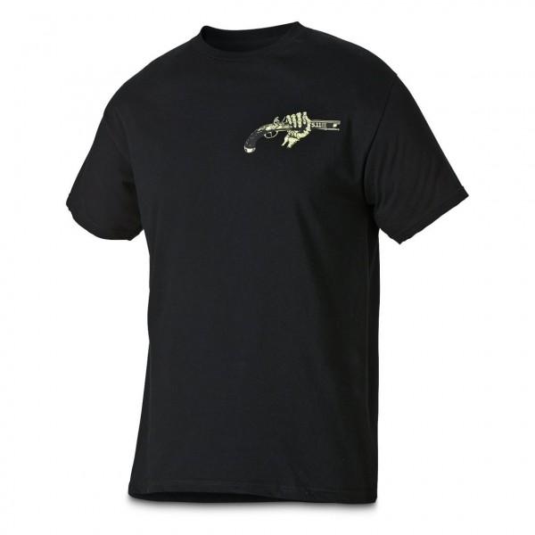 5 11 Hands Tee Shirt Black 2X Large