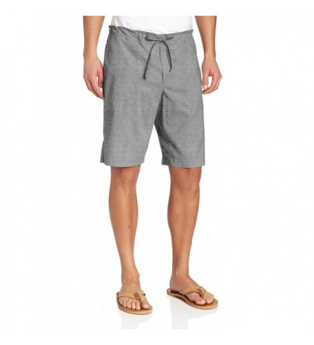 prAna Sutra Shorts Gravel Large
