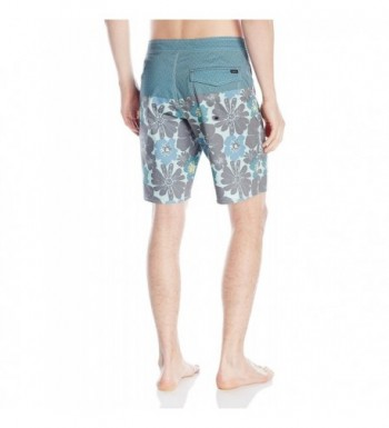 Designer Men's Swim Board Shorts