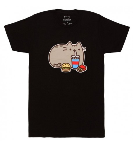 Pusheen Cat Adult T Shirt XXX Large