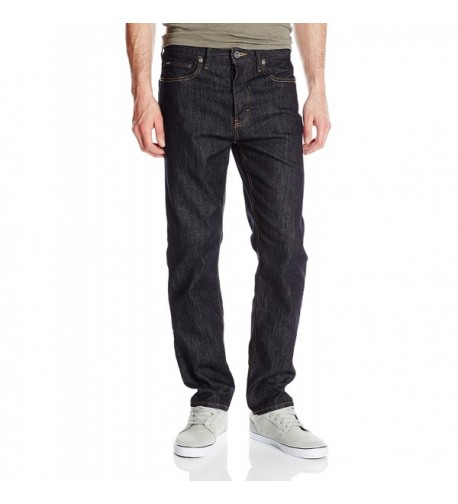 RVCA Mens Normal Jean Indigo