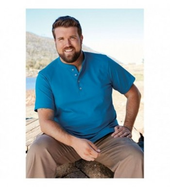 Designer Men's Henley Shirts Online