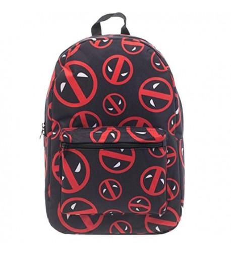 Backpack Marvel Deadpool Licensed bq24j7mvu