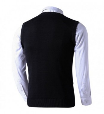 Cheap Designer Men's Sweater Vests