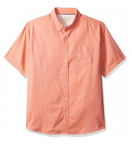 Weatherproof Vintage Short Sleeve Oxford