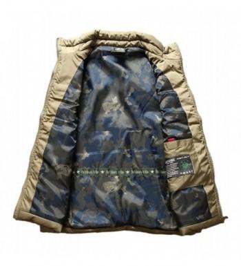 Men's Outerwear Vests
