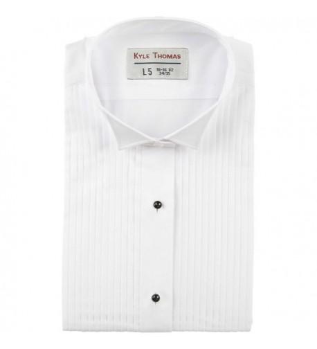 Kyle Thomas Collar Tuxedo Sleeve