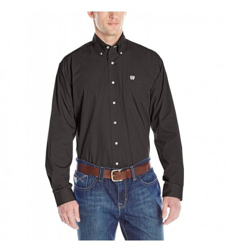 Cinch Classic Sleeve Button Pocket
