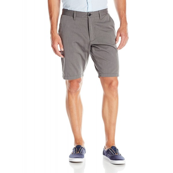 RVCA Mens Fracture Short Black