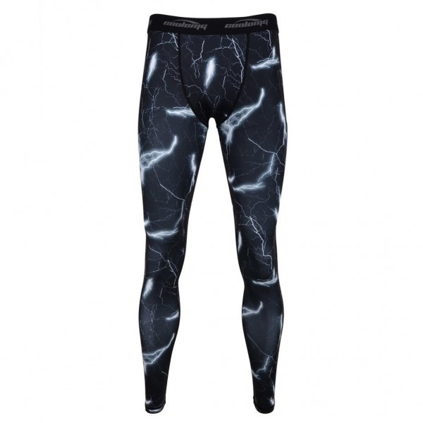 COOLOMG Compression Running Tights Leggings