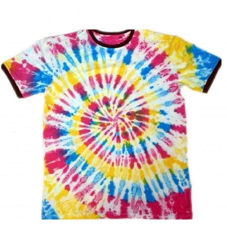 Rajlinen Youth colorful T Shirt Saturn