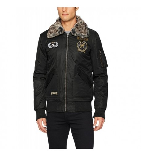 XRAY Flight Jacket Removable Collar