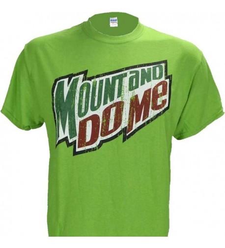 Mount Green Mountain Parody Shirt
