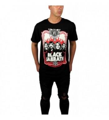 Black Sabbath Mens Graphic Medium